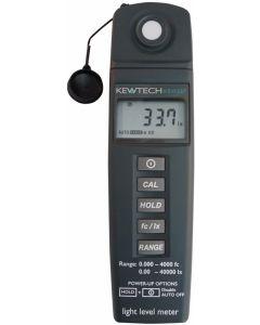 Kewtech kew337 Light Meter