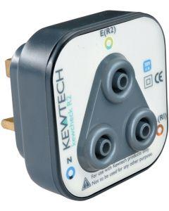 Kewtech Kewcheck R2 Socket Teste