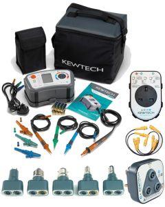 Kewtech KT65DL Pro Kit Multifunction Tester