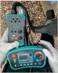 Kewtech KEWEVSE EV Charging Point Adapter