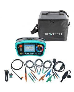 Kewtech KT66DL 12 in 1 Multifunction Tester