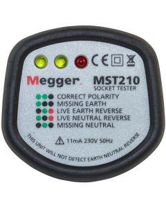 Megger MST210 Socket Tester