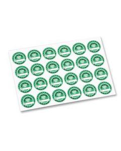 Fluke PASS560R PAT Label