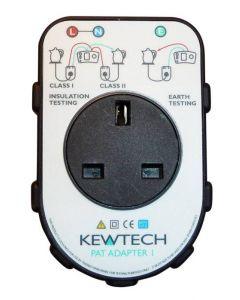 Kewtech PATADAPTOR1