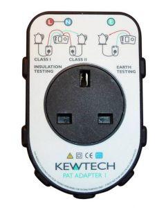 Kewtech KT64 Pro Kit Full Contents