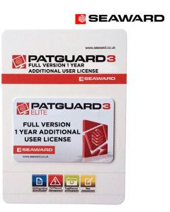 Seaward PATGuard 3 Elite 1 Year Additional License 400A919
