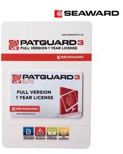 Seaward PATGuard 3 PAT Testing Software 1 Year License 400A910