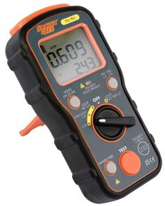 Socket and See High Resolution Loop Tester PDL PRO