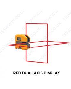 Fluke PLS 180R Z Red Laser Level 5017279