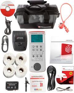 Seaward Primetest 250 Plus + Pro Kit and Software PATBag