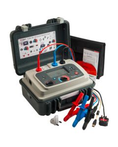 Megger S1-1568 High Accuracy Insulation Resistance Tester 1002-892