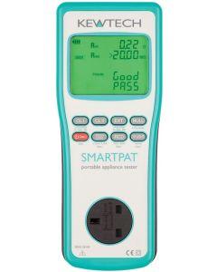 Kewtech SMARTPAT PAT Tester Main View