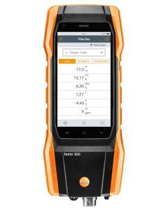 Testo 300 Flue Gas Analyser (Choice of Kit)
