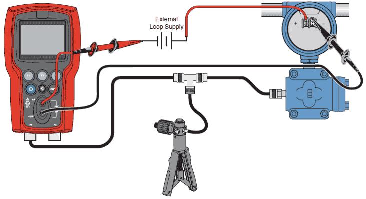 Fluke 721Ex Diagram
