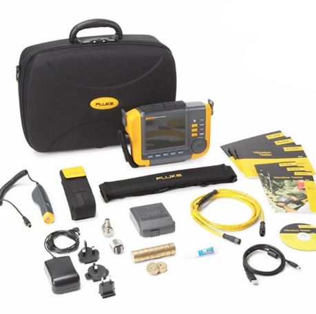 The Fluke 810 Comes Supplied With:
