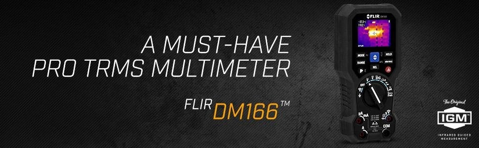FLIR DM166 Imaging Multimeter