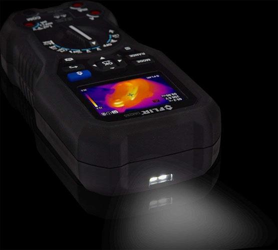 FLIR DM285 Laser Point