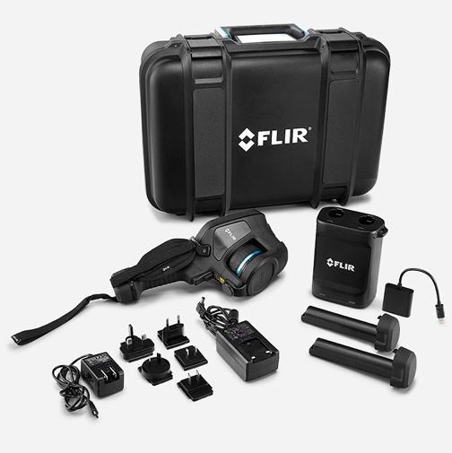 FLIR E53 Thermal Imaging Camera Supplies