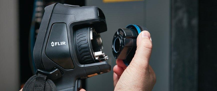 FLIR Exx Interchangeable Lenses