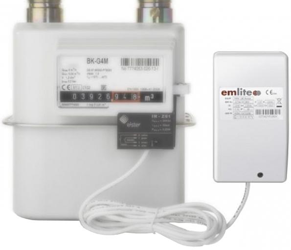 Emlite BK-G4M Gas Sender