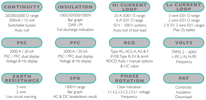 KT66DL Features