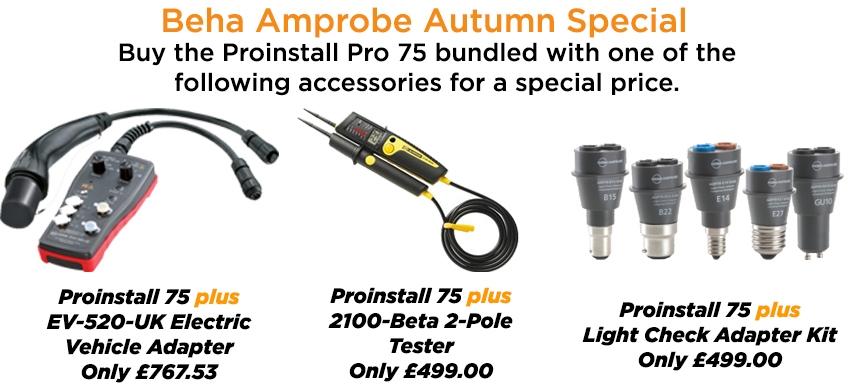 Amporbe Autumn Promotion