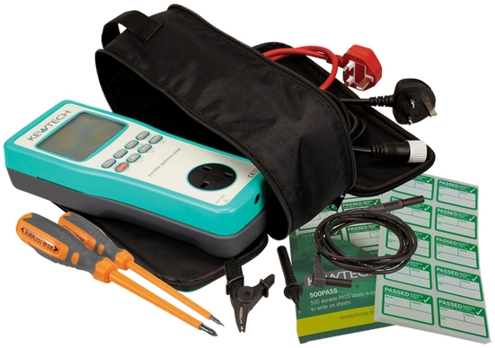 Kewtech PAT Accessory Bundle
