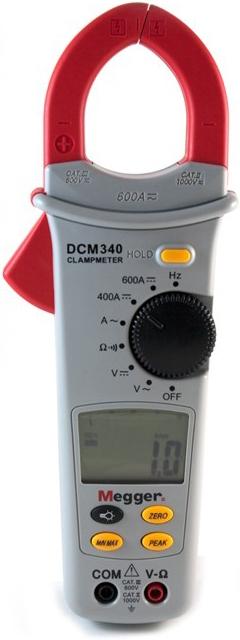 Megger DCM340 Digital Multimeter