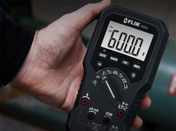 FLIR DM66 Industrial Multimeter