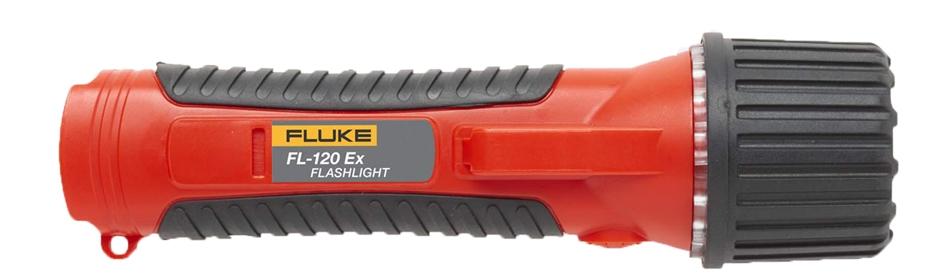 Fluke FL-120 EX Intrinsically Safe Flashlight